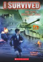 Cover image for I survived the Nazi invasion, 1944