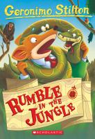 Cover image for Rumble in the jungle