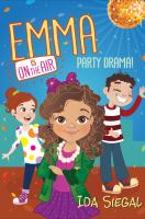 Cover image for Party drama!