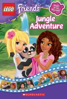 Cover image for Jungle adventure