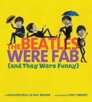 Cover image for The Beatles were fab (and they were funny)