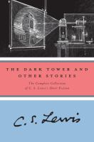 Cover image for The dark tower, and other stories