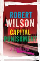 Cover image for Capital punishment