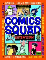 Cover image for Comics Squad detention!