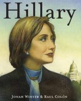 Cover image for Hillary