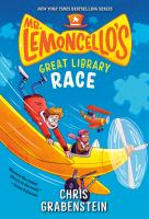 Cover image for Mr. Lemoncello's great library race