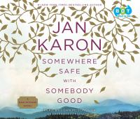 Cover image for Somewhere safe with somebody good