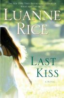 Cover image for Last kiss