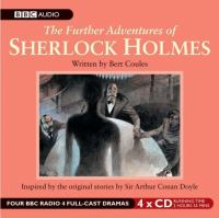 Cover image for The further adventures of Sherlock Holmes