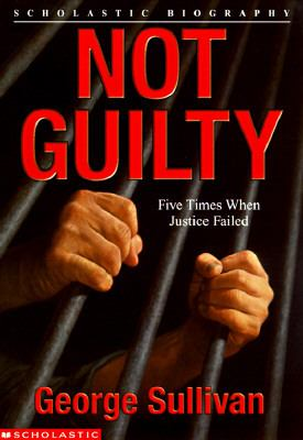 Cover image for Not guilty