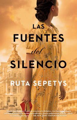 Cover image for Las fuentes del silencio