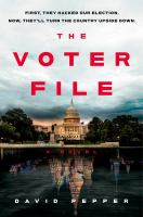 Cover image for The voter file
