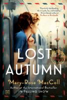 Cover image for Lost autumn