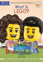 Cover image for What is LEGO?