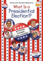 Cover image for What is a presidential election?