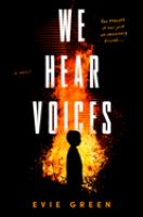 Cover image for We hear voices