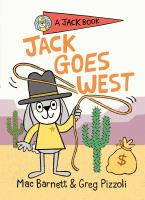 Cover image for Jack goes West