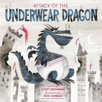 Cover image for Attack of the Underwear Dragon