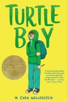 Cover image for Turtle boy