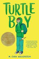 Imagen de portada para Turtle boy