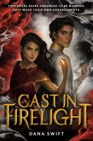 Cover image for Cast in firelight