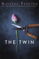 Cover image for The twin