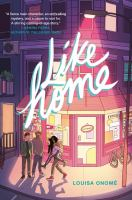 Cover image for Like home