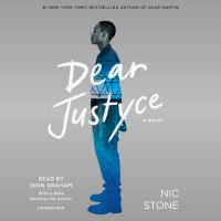 Cover image for Dear Justyce : a novel