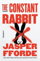 Cover image for The constant rabbit