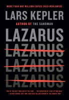 Cover image for Lazarus