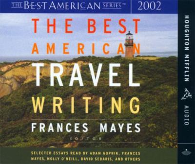 Cover image for The Best American travel writing