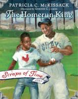Cover image for The homerun king