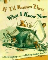 Cover image for If I'd known then what I know now