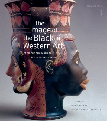 Cover image for The image of the Black in western art