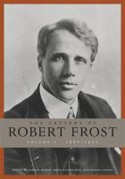 Cover image for The letters of Robert Frost
