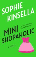 Cover image for Mini-shopaholic