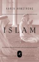 Cover image for Islam : a short history