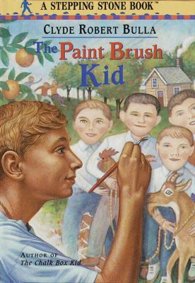 Cover image for The Paint Brush Kid