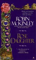 Cover image for Rose daughter