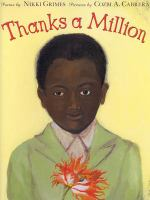 Cover image for Thanks a million
