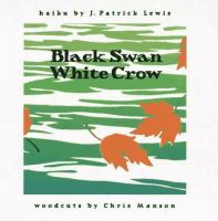 Cover image for Black swan, white crow