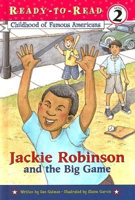Imagen de portada para Jackie Robinson and the big game