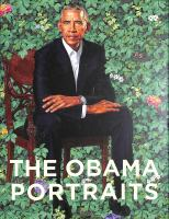 Cover image for The Obama portraits