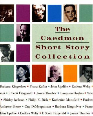 Cover image for The Caedmon short story collection