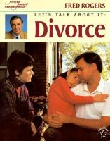 Cover image for Divorce