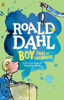 Cover image for Boy tales of childhood.