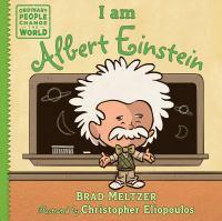 Cover image for I am Albert Einstein