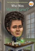 Cover image for Who was Marie Curie?
