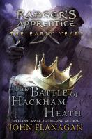 Cover image for The battle of hackham heath