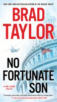 Cover image for No fortunate son Pike Logan Series, Book 7.